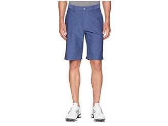 adidas Ultimate Twill Crosshatch Shorts