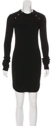 Isabel Marant Merino Wool Dress