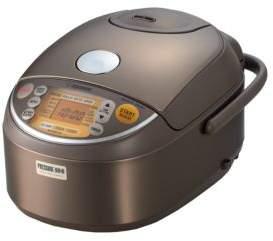 Zojirushi Pressure 5.5-Cup Rice Cooker