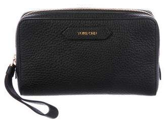 Tom Ford Leather Cosmetic Bag w/ Tags