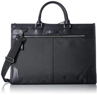 Gatsby [ギャッツビー] ビジネスバッグ B4対応 ポリエステル 撥水加工 GB3521 BK ブラック