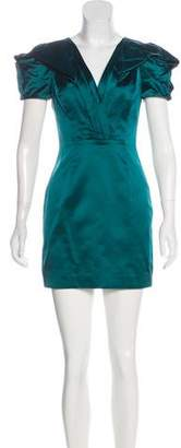 Prada Silk Mini Dress w/ Tags