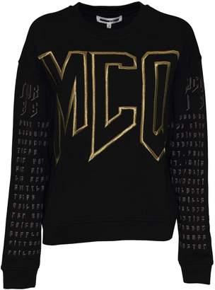 McQ Logo Sweatshirt