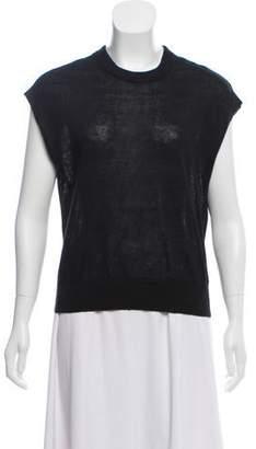 8d950011eef0e6 Michael Kors Linen Sleeveless Sweater