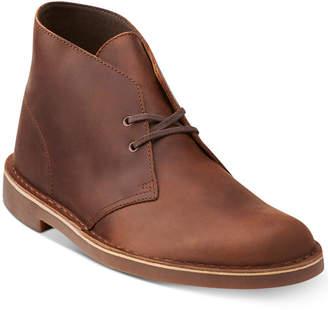 Clarks Men's Bushacre 2 Chukka Boots Men's Shoes