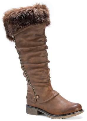 Muk Luks Bianca Faux Fur Lined Boot