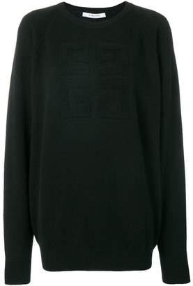 Givenchy basic logo jumper
