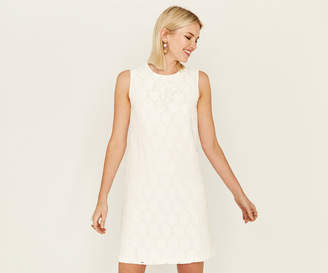 Oasis LONG LACE A LINE DRESS