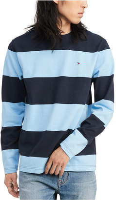 Tommy Hilfiger Men Bold Rugby Long Sleeve T-Shirt