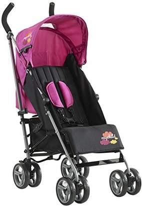 My Child Mychild Nimbus Single Buggy Stroller Pink