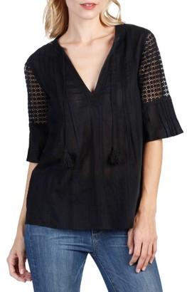 Women's Paige Cecile Top $188 thestylecure.com