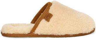 UGG Fluffette Shearling Flat Slippers