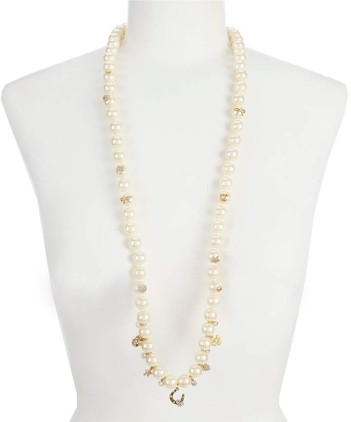Kate Spade New York kate spade new york Grandma's Closet Long Pearl Necklace