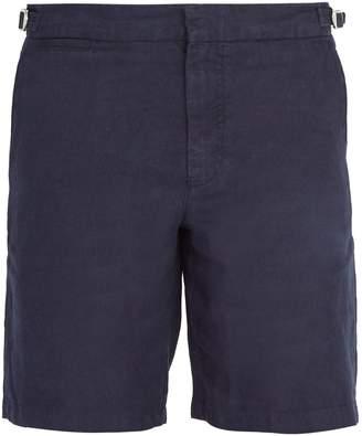 Orlebar Brown Norwich linen shorts