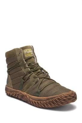 Hybrid Green Label Revolution High-Top Sneaker