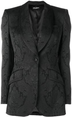 Dolce & Gabbana brocade blazer