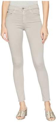AG Adriano Goldschmied Farrah Skinny Ankle in Sulfur Pebble Beach Women's Jeans