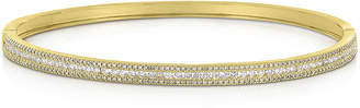 FINE JEWELRY LIMITED QUANTITIES 1 CT. T.W. Diamond 14K Yellow Gold Bangle