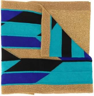 M Missoni glitter detail scarf