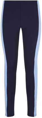 Sportmax Era Contrast Stripe Leggings
