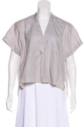 Isabel Marant Oversize Short Sleeve Top
