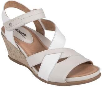 Earth Womens Thistle Off White Multi Sandal - 10