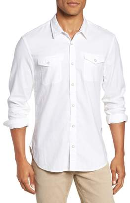 John Varvatos Regular Fit Western Shirt