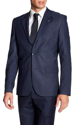 Ron Tomson Slim Fit Not Collar Jacket