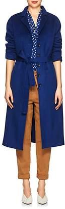 Robert Rodriguez Women's Wool-Cashmere Melton Coat