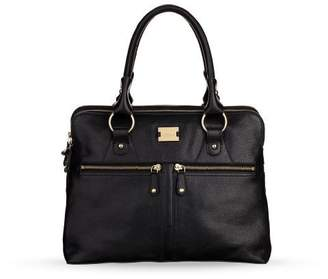 Modalu Womens Pippa Leather Grab Handbag