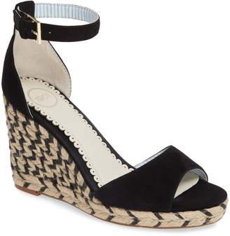 e597f92a893 1901 Nadine Espadrille Wedge Ankle Strap Sandal
