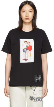 Marc Jacobs Black Juergen Teller and Cindy Sherman Edition The Juergen Teller T-Shirt