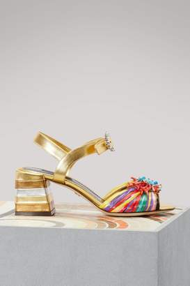 Dolce & Gabbana Colorful sandals