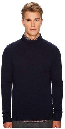Eleventy Melange Turtleneck Men's Sweater