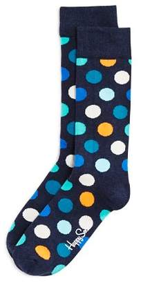 Happy Socks Men's Big Dot Socks