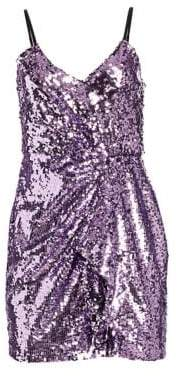 Parker Joanie Sequin Camisole Dress