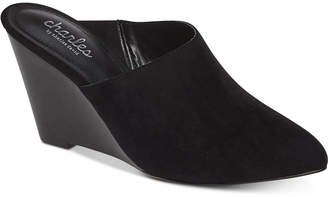 Charles by Charles David Ezequiel Mules Women's Shoes