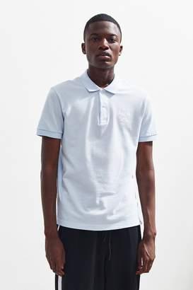 Lacoste Bonded Print Pique Polo Shirt
