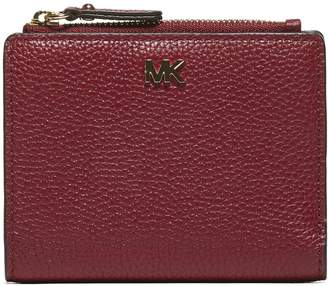 MICHAEL Michael Kors Top Zipped Coin Pocket Bifold Wallet