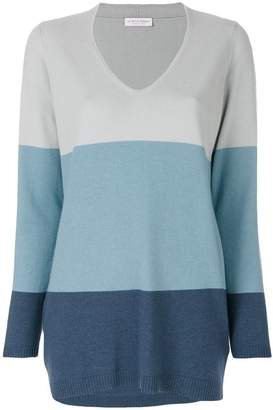 Le Tricot Perugia v-neck sweater