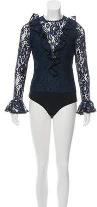Alexis Pollie Lace Bodysuit w/ Tags