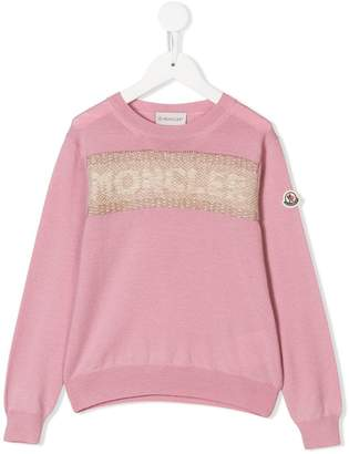 703deafb8 Moncler Girls  Sweaters - ShopStyle