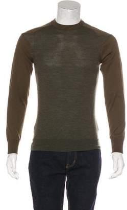 Givenchy 2017 Wool Raglan Sweater