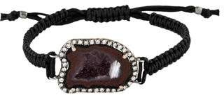 Kimberly McDonald 18K Geode & Diamond Bracelet