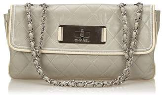 Chanel Vintage Quilted Leather Flap Bag