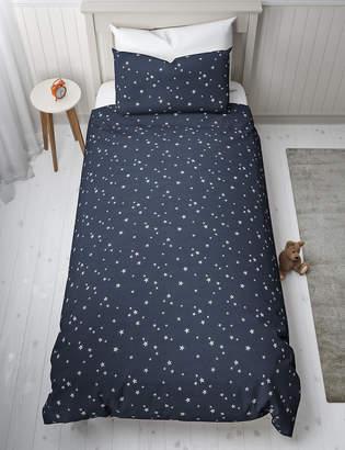 Marks and Spencer Stars Reversible Bedding Set