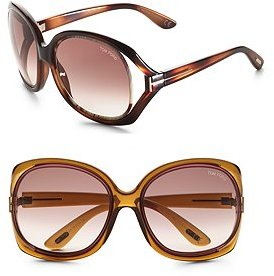 Tom Ford Eyewear Jaquelin Sunglasses