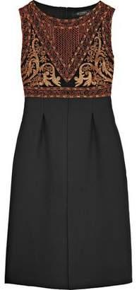 Etro Embellished Crepe Dress