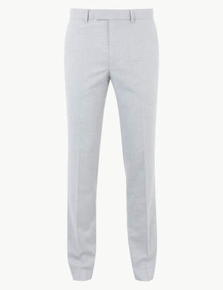 Marks and Spencer Grey Skinny Fit Trousers
