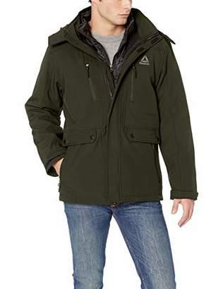 Reebok Men's Softshell Active Jacket